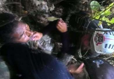 Homem que estava desaparecido há três dias é encontrado em ribanceira de 70 metros em Marília