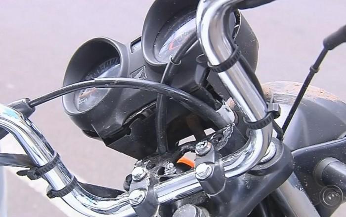 Polícia recupera moto antes do dono perceber que havia sido furtada em Marília