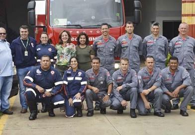 Samu e Corpo de Bombeiros integram atendimento em Paraguaçu desde o dia 17