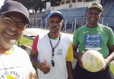 Atletas de Paraguaçu participam de avaliação do Flamengo