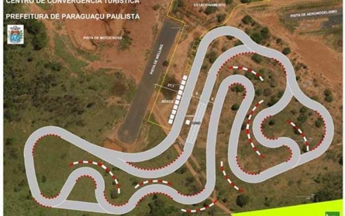 Departamentos de Esporte e Turismo abrem a possibilidade de associações assumirem pista de Kart e Motocross