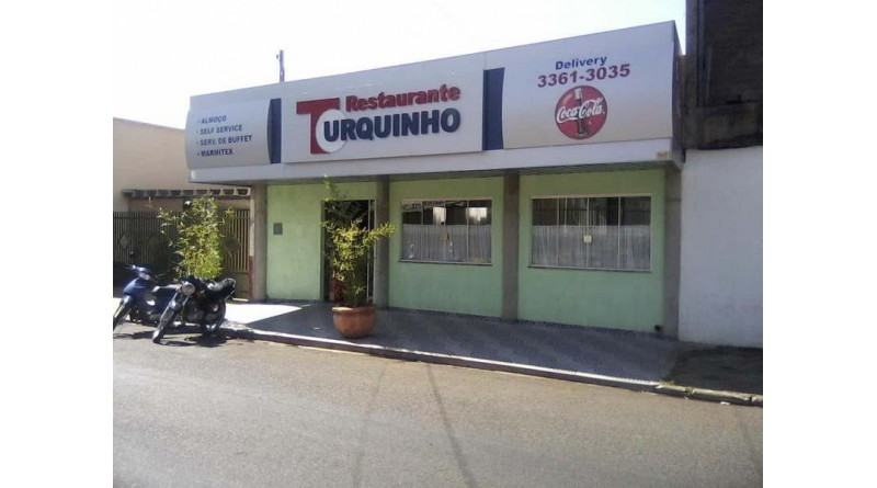 Restaurante Turquinho, a melhor comida turca de Paraguaçu