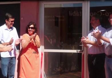 Prefeita Almira inaugura o Centro de Atendimento ao Cidadão de Paraguaçu
