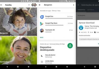 Google libera no Brasil app para pais controlarem o que crianças podem ou não fazer no celular