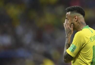 Brasil luta, mas perde para Bélgica e está fora da Copa