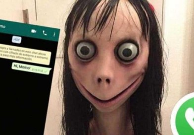 Cuidado ao trocar mensagens com a 'Momo'