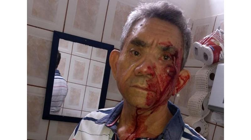 Professor é agredido a socos dentro de sala de aula por aluno em Lins