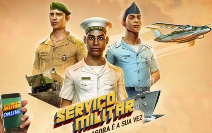 Alistamento Militar é obrigatório para jovens que completam 18 anos em 2019