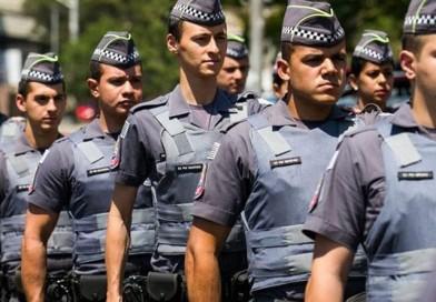 Polícia Militar de SP abre concurso com 2,7 mil vagas para soldado