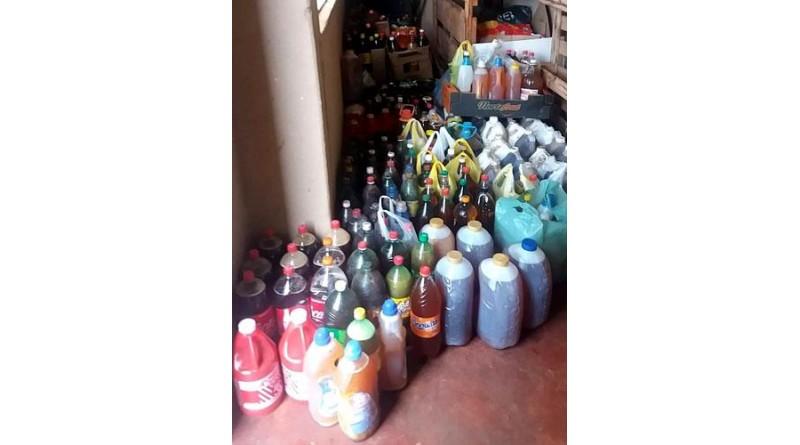 Programa de troca de óleo de cozinha usado por óleo novo é realizado em Paraguaçu