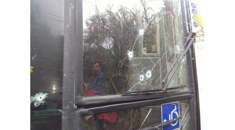Uma pessoa morre e duas ficam feridas em tentativa de assalto a ônibus na PR-444
