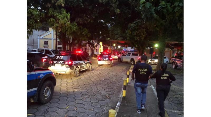 Polícia cumpre mandado de prisão em Assis durante Operação Cronos II