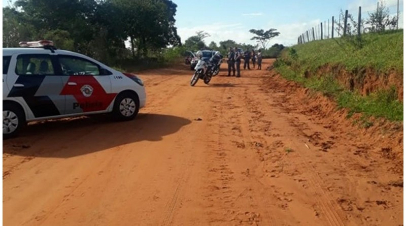 Homem é achado morto em vicinal que liga João Ramalho a Rancharia