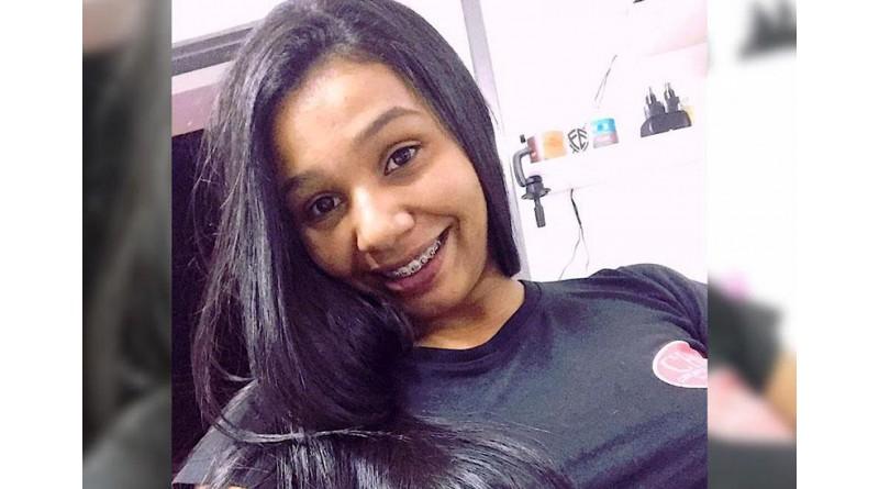 Jennyfer Ferreira, vítima de feminicídio em Paraguaçu, tem melhora no quadro de saúde