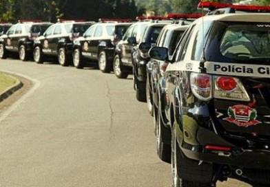 Governo de São Paulo autoriza contratação de 2.939 policiais civis