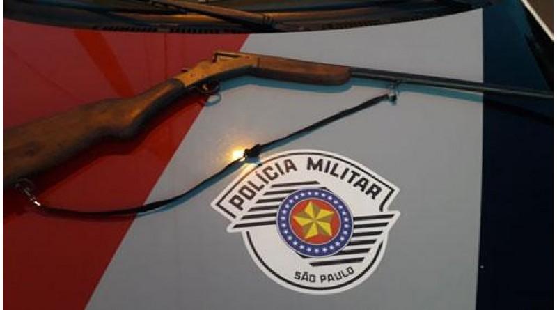 Homem é preso por tentativa de homicídio em Paraguaçu Paulista