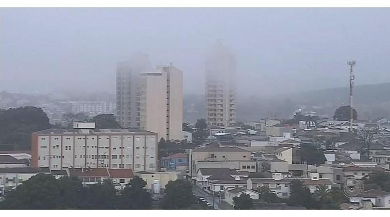 Defesa Civil estadual faz alerta para frio intenso na região