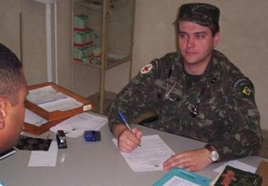Exército abre concurso para 127 vagas na área da saúde