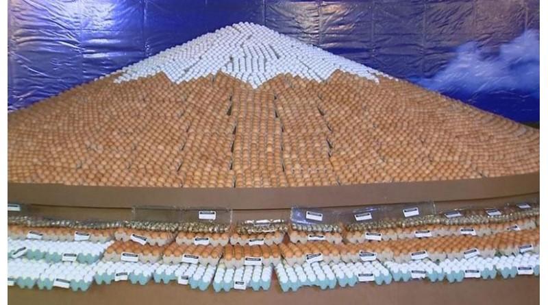'Festa do Ovo' deve atrair mais de 140 mil visitantes em Bastos