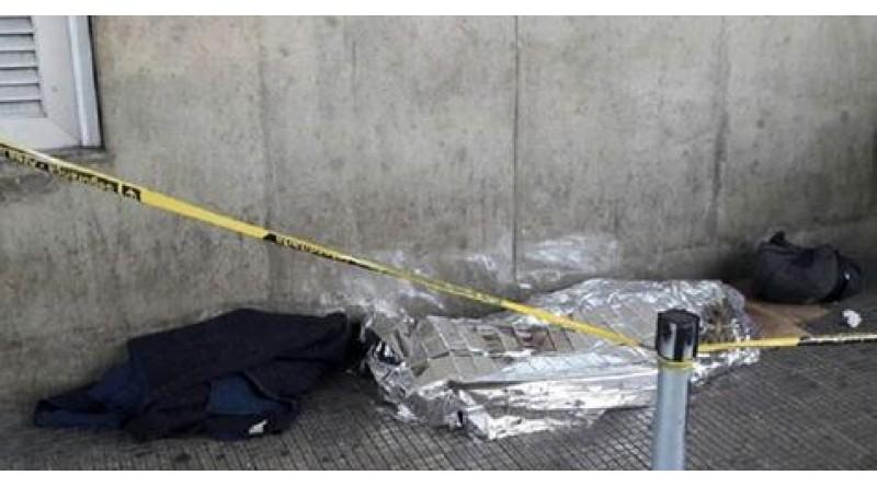 Morador de rua morre após registro de baixas temperaturas em Echaporã