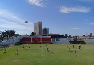 Tupã enfrenta o União Suzano na rodada de estreia da segunda fase da Segundona