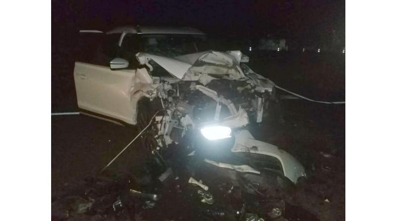 Criança de quatro anos morre em acidente em rodovia de Tarumã