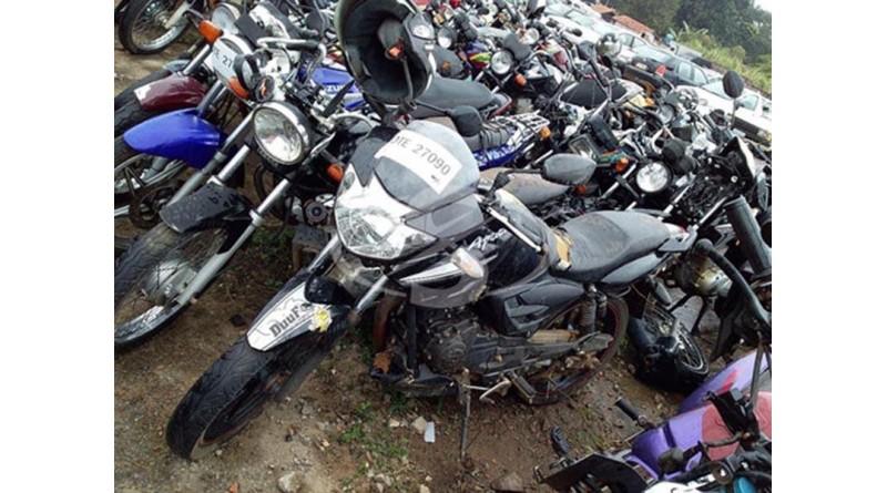 Detran.SP realiza leilão de 500 veículos em Marília