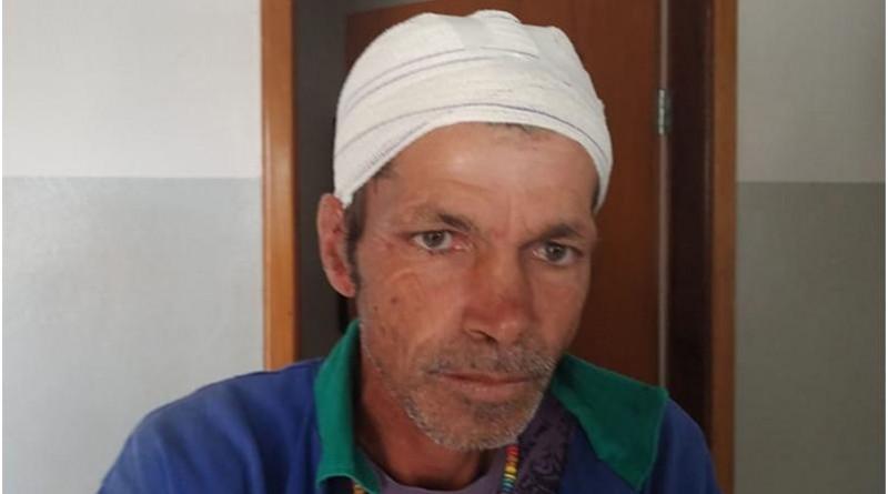 Jovem que agrediu o pai a tijoladas é detido em Maracaí