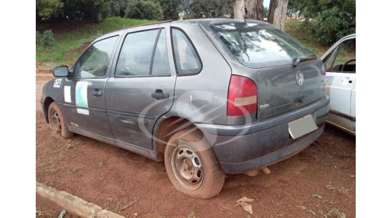 Prefeitura de Paraguaçu realiza leilão de veículos, utilitários e sucatas