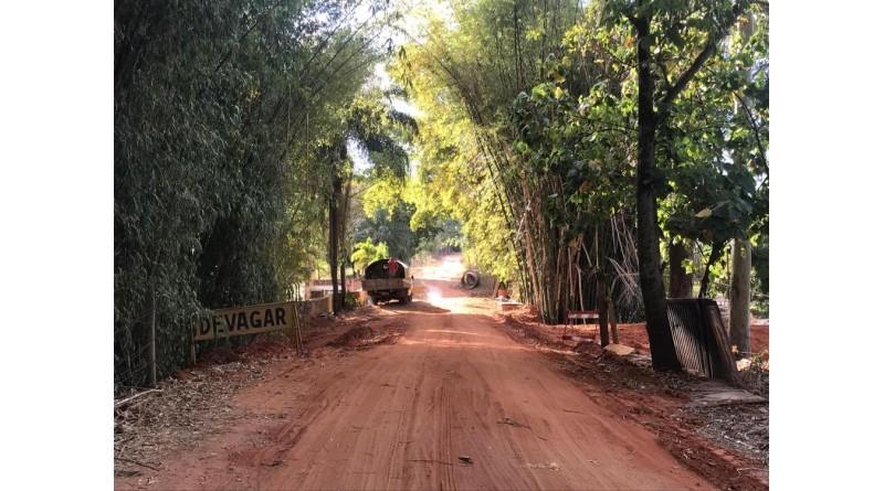 Prefeitura de Tupã libera passagem na ponte da Pitangueira