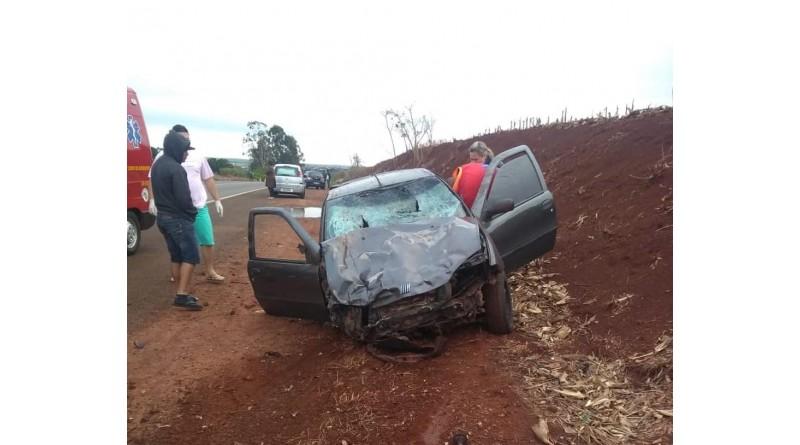 Jovens morrem atropelados por carro em rodovia de Santa Cruz do Rio Pardo