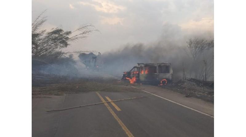 Polícia atualiza números de mortos no acidente da Rodovia Homero Severo Lins