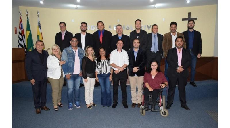 Câmara de Paraguaçu parabeniza os novos conselheiros tutelares