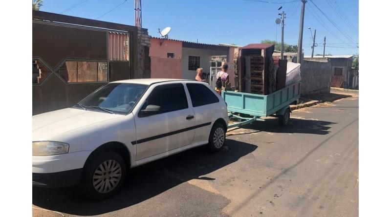 Morre no hospital motorista que teve o corpo queimado por ladrão durante roubo de carro em Tupã