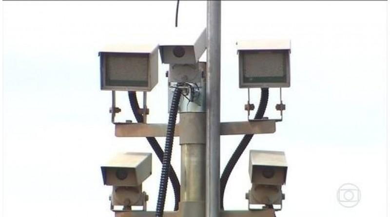 Radares começam hoje a fiscalizar velocidade dos motoristas em rodovias na região Marília