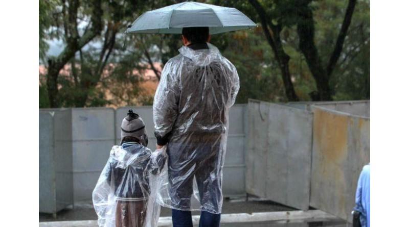 Paraguaçu poderá ter pancadas de chuva e trovoadas fortes hoje e amanhã