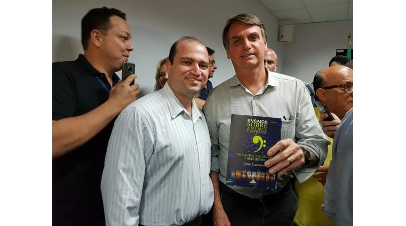 Paraguaçuense Dante Mantovani é o novo presidente da Funarte