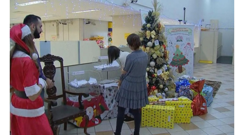 Prazo para 'adotar' cartinhas de Natal termina nesta sexta-feira em Paraguaçu