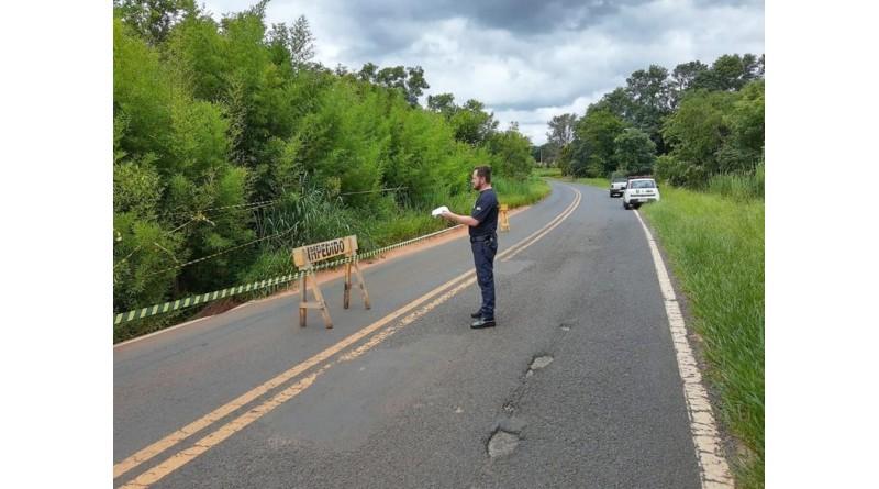 Estrada de acesso ao Horto Florestal é liberada em Paraguaçu Paulista