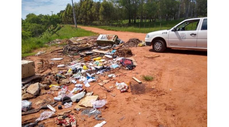 Prefeitura de Paraguaçu intensifica fiscalização contra descarte irregular de lixo