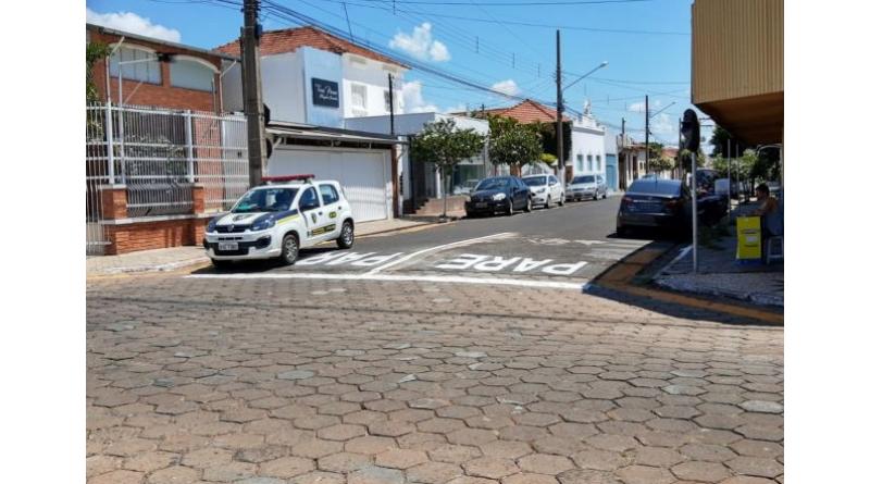Rua Santos Dumont passará a ser mão única entre a Pedro de Toledo e 12 de Março