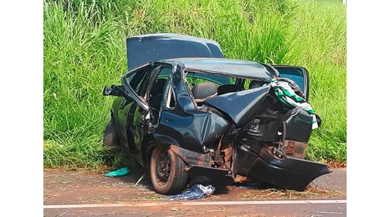 Vítima de acidente em Paraguaçu Paulista morre após ser hospitalizada