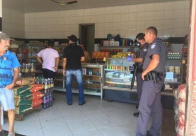 Fiscalização, Guarda Municipal e Polícia Militar cobram cumprimento da quarentena em Paraguaçu