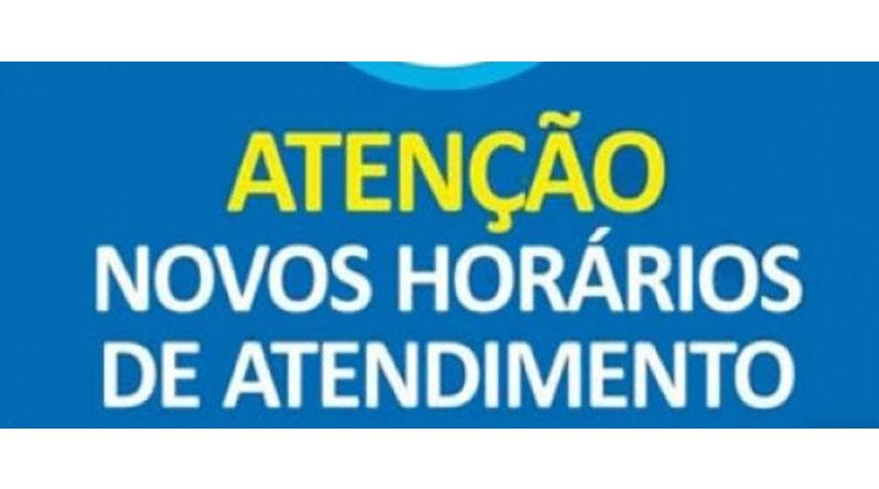 Prefeitura de Paraguaçu reduz horário de atendimento à população