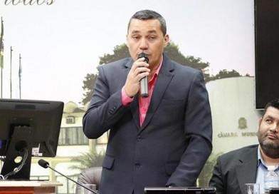 Presidente da Câmara de Paraguaçu está em isolamento por conta do coronavírus