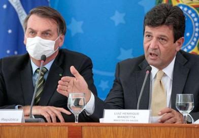 Mandetta é demitido por Bolsonaro e deixa o comando do Ministério da Saúde