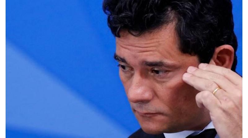 Moro pede demissão do governo Bolsonaro