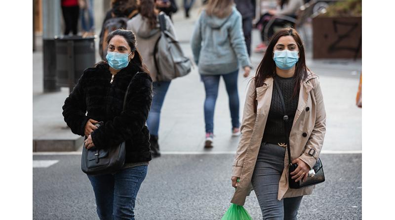 Uso de máscara é obrigatório para todas as pessoas ao saírem de casa em Paraguaçu