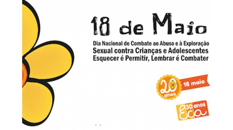 Dia Nacional de Combate ao Abuso e à Exploração Sexual de Crianças e Adolescentes comemora 30 anos do ECA