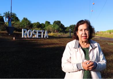 Prefeita Almira entrega mais de 22 mil m² em recape na Roseta